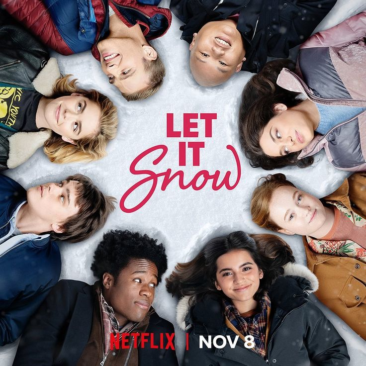 Netflix Just Announced Their Christmas Lineup & One Of The