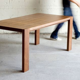 Gus Plank Dining Table | 2Modern Furniture & Lighting