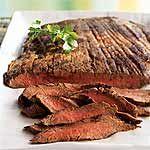 Basic Grilled Flank Steak Recipe | MyRecipes.com