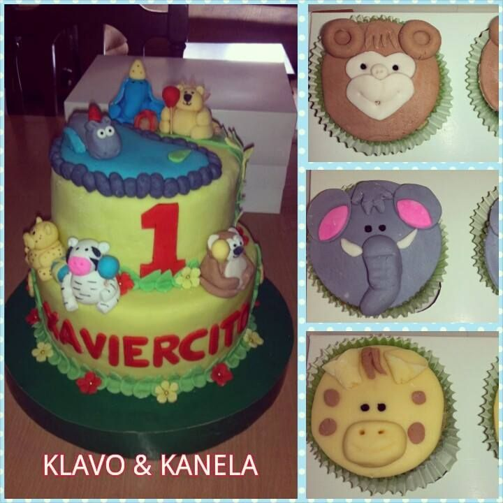 JUNGLE CAKE 1