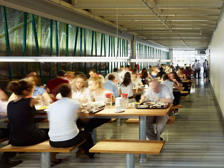 12 best types canteens images on pinterest canteen architecture nevzat sayn cemal emden umur printing house dudullu divisare malvernweather Choice Image