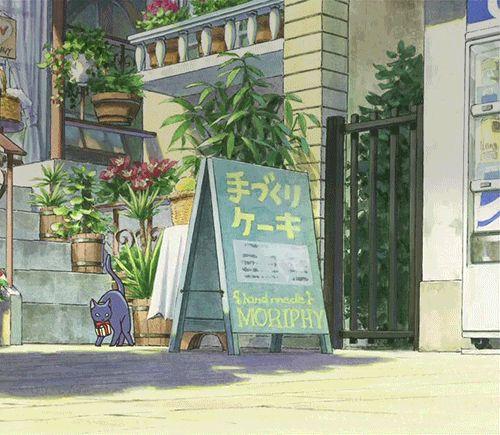 Studio Ghibli   sj0:  the cat returns猫の恩返し!