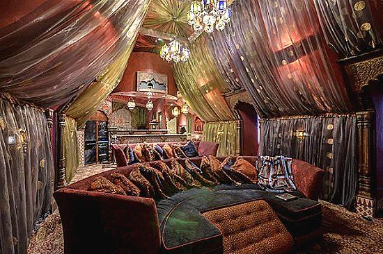 gypsy bedroom decor | harem style bedrooms with an arabian nights feel