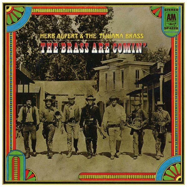 Herb Alpert & The Tijuana Brass - The Brass Are Comin' 1969 (Vinyl, LP, Album) gatefold at…