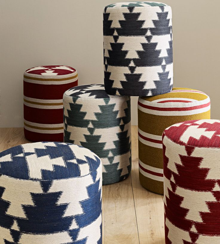 Contemporary Geometrics | Mohawk Fabric by Lorca | Jane Clayton
