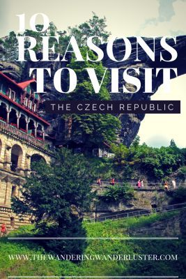 10 Reasons To Visit The Czech Republic   The Wandering Wanderluster http://thewanderingwanderluster.com/10-reasons-to-visit-the-czech-republic/