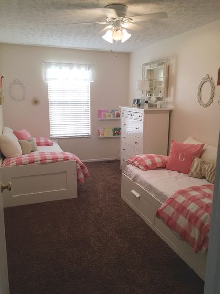 White Room Decor Bedroom Small Spaces Beds