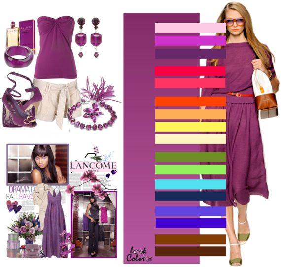 Модные цвета 2011. Цвет ириса
