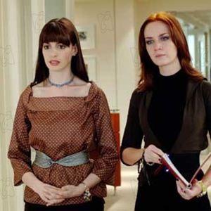 El diablo viste de Prada : Foto Anne Hathaway, David Frankel, Emily Blunt