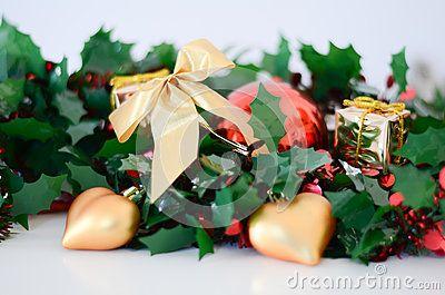 Christmas nativity scene over white background