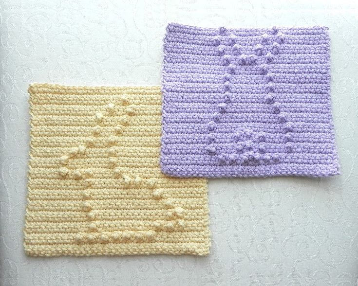 18 best crochet dishcloths images on pinterest crochet easter bunny dishcloths or wash cloths easter decor crochet 100 cotton yellow negle Images