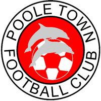 1890, Poole Town F.C. (Poole, Dorset, England) #PooleTownFC #UnitedKingdom (L15056)