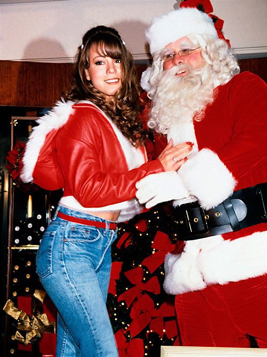 90sclubkid Mariah Carey 1994 Mariah Carey Christmas Mariah Carey Mariah Carey 90s