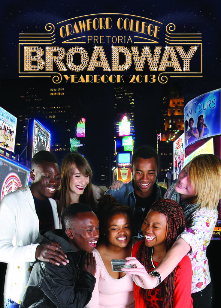 Back Cover: Broadway Theme