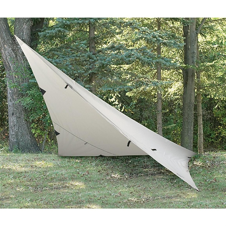 Guide Gear 12x12' Poly Tarp - 254694, Screens & Canopies at Sportsman's Guide