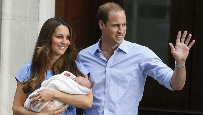 #RoyalBabyBaptism: Domani a Londra il battesimo del piccolo George Alexander Louis Windsor, figlio di Kate & William. Di Martina Di Guida
