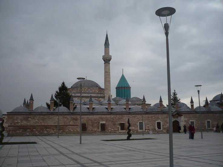 Rumi's tomb, Mevlana, Mawlana, Mawlawiyah, Konya