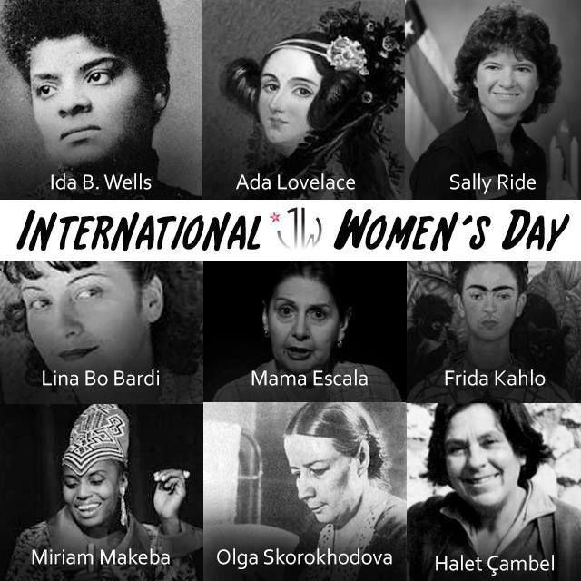 Celebrating International Women's Day by respecting female pioneers who paved the way. And now it's up to us to continue fighting the good fight for women's rights! ❤  #Happy #internationalwomensday #mummy #Mum #grandma #grandmother #mumsmum #womenforwomen #sheinspiresme #unconditionallove #strength #perceverance #love #WomensDay #womenpower #BeBoldForChange #IWD #ADayWithoutAWoman #justicewoman #superwoman