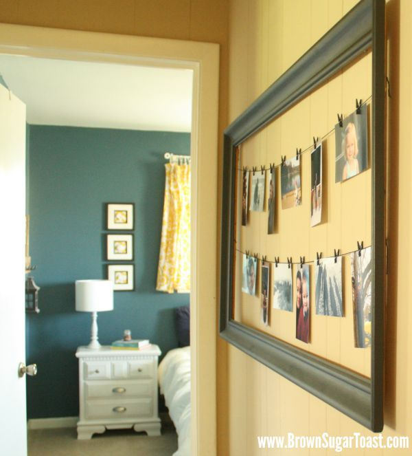 25 best Large frames ideas on Pinterest Picture frame projects