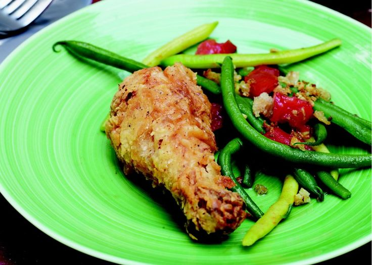 Andrea Reusing's Simple Fried Chicken Recipe | Food Republic