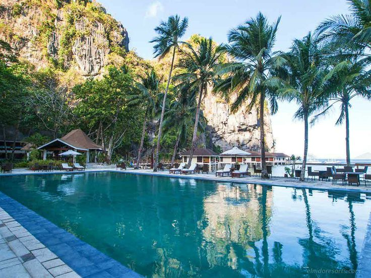 El nido legen island resort and hotels