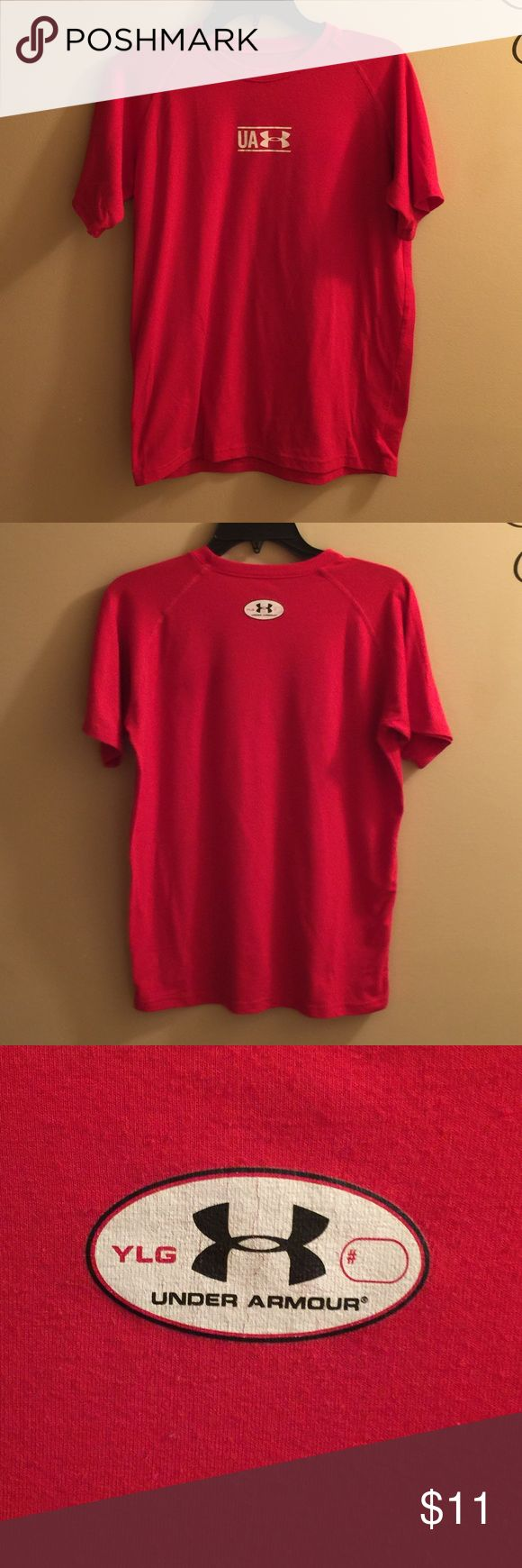Under Armour T - shirt Great shape, no stains, short sleeve Under Armour Shirts & Tops Tees - Short Sleeve