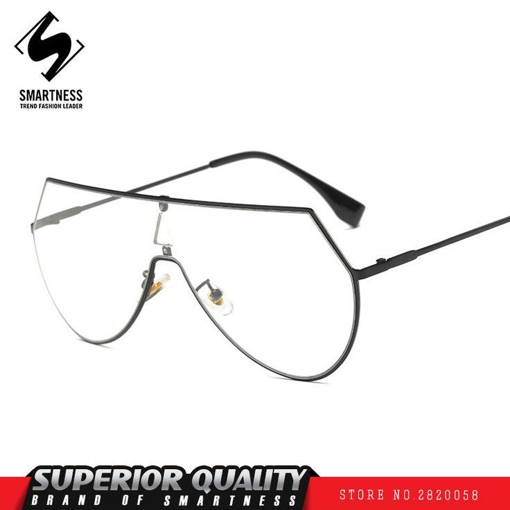 Shield New 2017 Vintage Top Men's Sun Glasses Transparent Uv400 Eyeglasses Adult Sunglasses Women Pure Titanium Eyeglass Frame