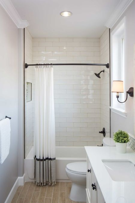 Best Rooms On HomeDzine Images On Pinterest - Small condo bathroom makeover