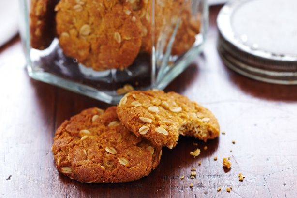 ANZAC Biscuits - This recipe inspired me because it uses golden syrup, desiccated coconut and oats, which I might possibly be using in my appetiser. It is a classic Australian snack that everyone enjoys on ANZAC Day.
