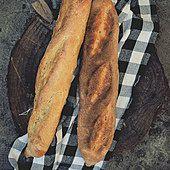 Bagietki pszenne od Tartine