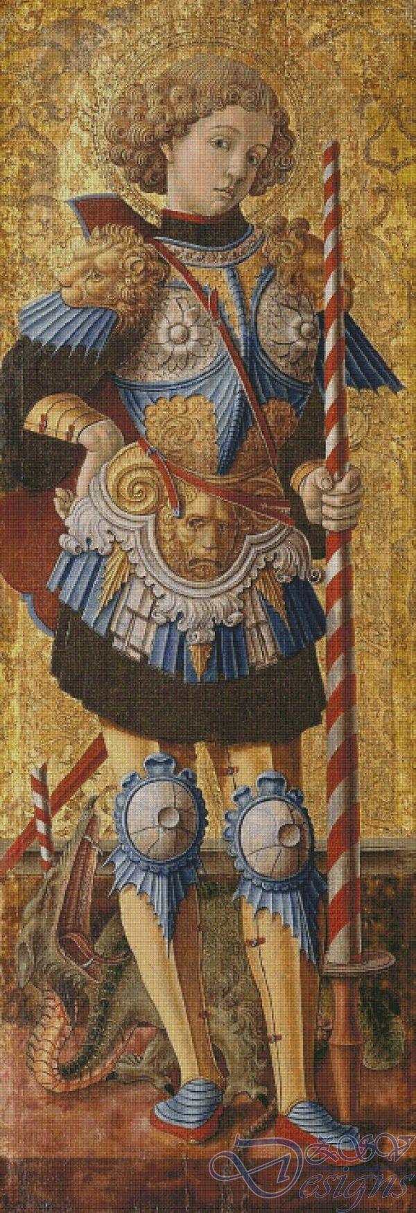 Святой Георгий | zsv