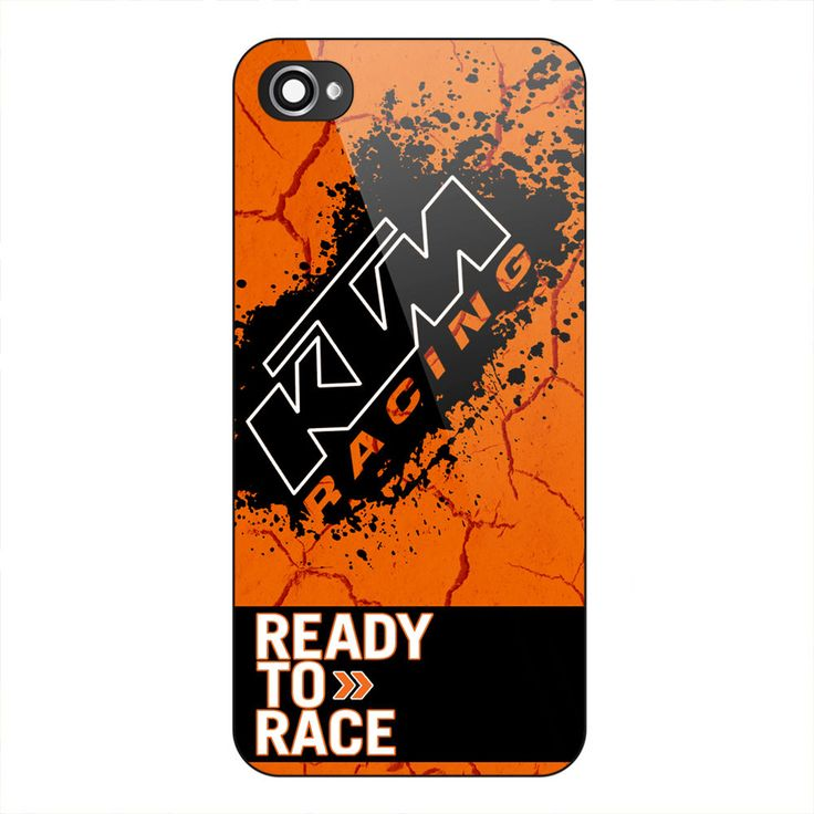 BEST KTM Ready To Race Print On Hard Plastic CASE COVER For iPhone 6/6s 6splus 7 #UnbrandedGeneric #Cheap #New #Best #Seller #Design #Custom #Case #iPhone #Gift #Birthday #Anniversary #Friend #Graduation #Family #Hot #Limited #Elegant #Luxury #Sport