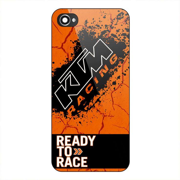 BEST KTM Ready To Race Print On Hard Plastic CASE COVER For iPhone 6/6s 6splus 7 #UnbrandedGeneric #Cheap #New #Best #Seller #Design #Custom #Case #iPhone #Gift #Birthday #Anniversary #Friend #Graduation #Family #Hot #Limited #Elegant #Luxury #Sport