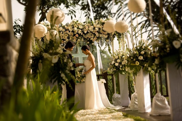 Private Villa Wedding at Ubud
