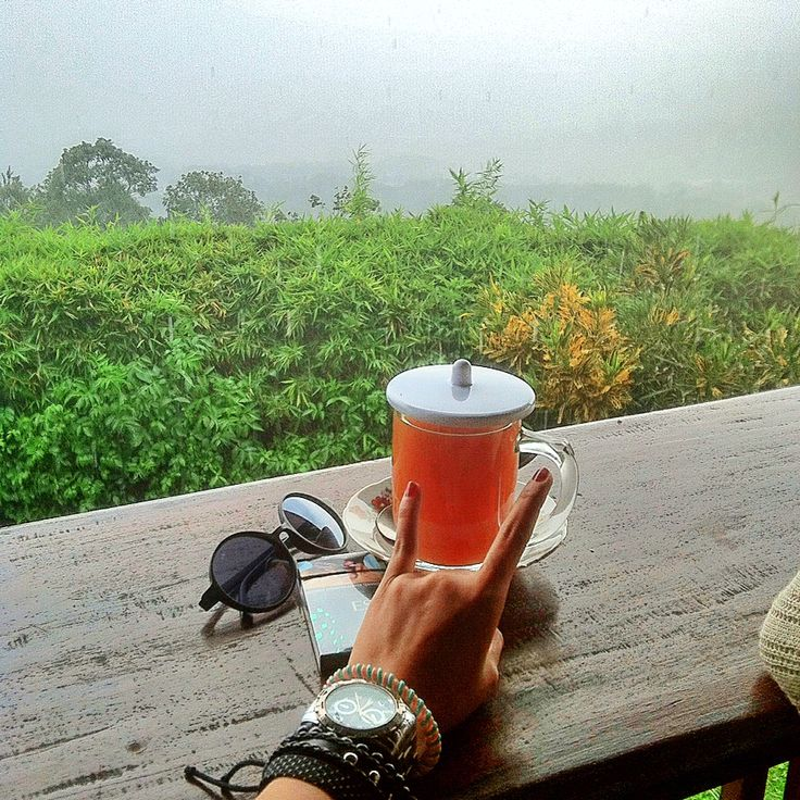 Wedang jahe, minuman tradisional orang Jawa.