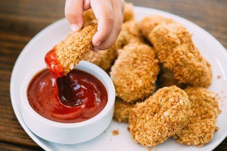 Recipe: Chickpea Nuggets | Kitchn
