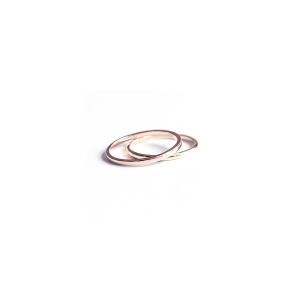 Minimal Band Ring