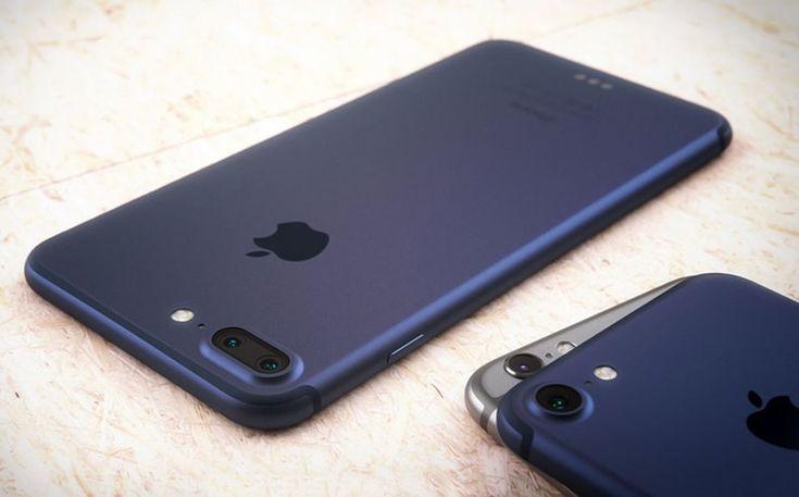 iPhone 7 – chip A10 de 2.4 GHz, rezistent la apa, culoare neagra