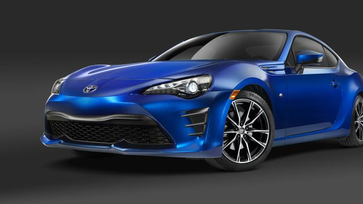 More powerful 2017 Toyota 86 takes over for the Scion FR-S