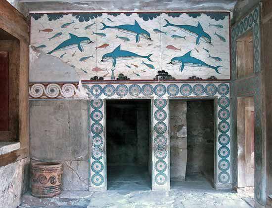 Knossos, Crete (Minaon)