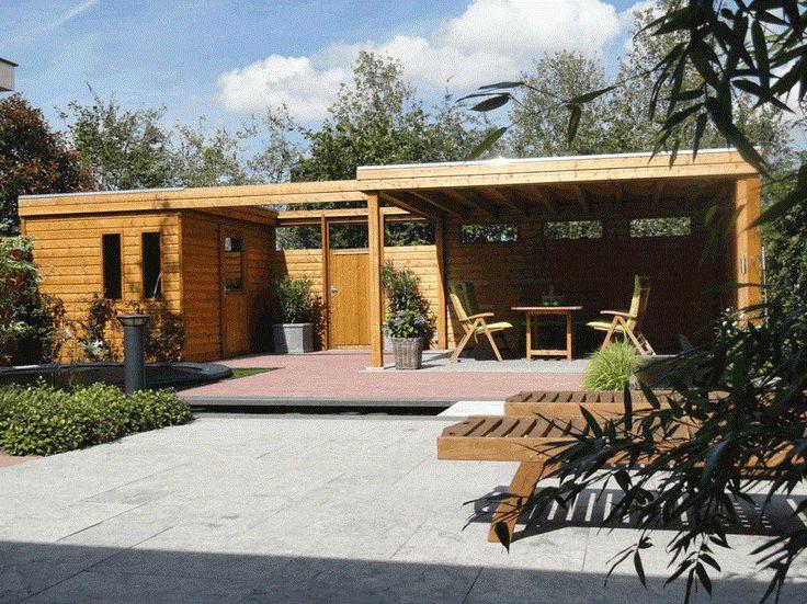 Jan de boer tuinhuizen fotoboek tuinhuizen met veranda pinterest veranda 39 s - Landelijke chique lounge ...