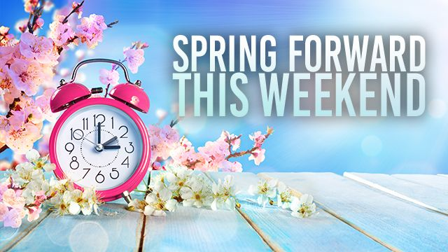 Daylight Saving Time 2018 begins on Sunday, March 11 at 2 a.m. Turn your clocks forward one hour to 3 a.m.