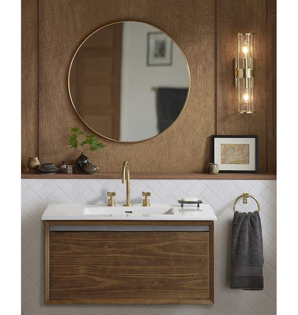 south shore decorating blog home decor trends worth trying minimalist round metal framed mirrors