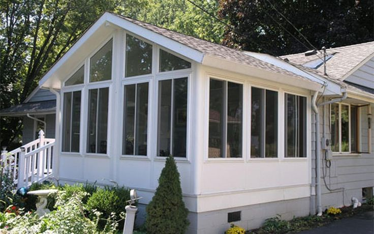 Best 25 mobile home addition ideas on pinterest patio for Mobile home room additions