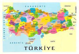 türkiye haritası tarihi yerler gezilecek ile ilgili görsel sonucu