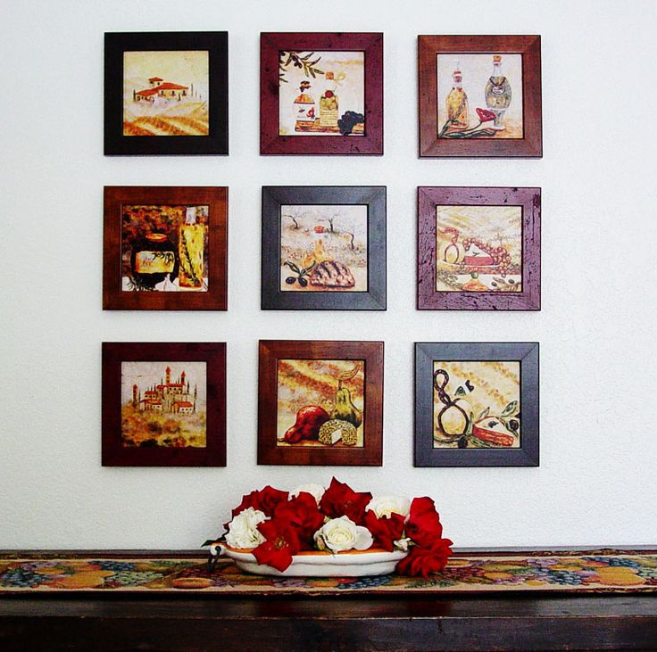 Kitchen Wall Pictures For Decoration