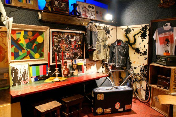 TEA ROOM B.B @ KIMIIDERA WAKAYAMA JAPAN JUNKRAFT