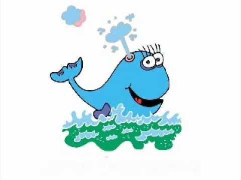 La ballena Elena - YouTube Cuento cantado muy divertido dónde se usan varios adjetivos en español.