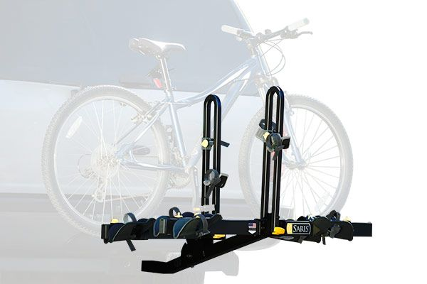 Saris Freedom Trailer Hitch Bike Rack for Car - Best Price on Saris Hitch Mount Bike Racks
