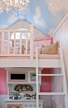 Birdie's Nest - traditional - kids - other metro - Lobalzo Design Associates, Ltd